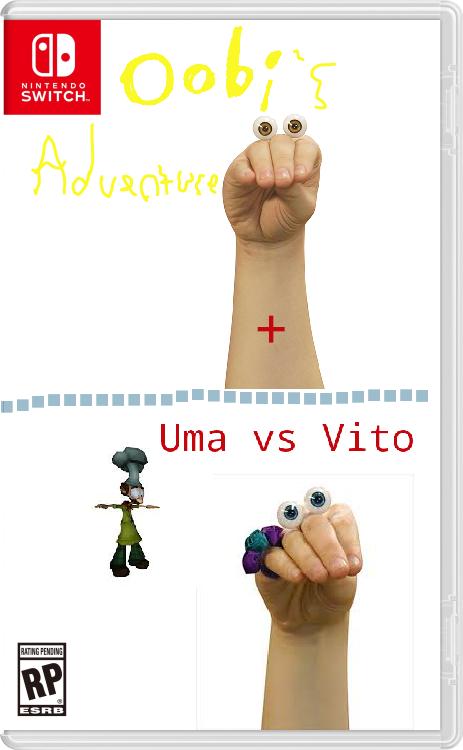 Oobi's Adventure Plus Uma vs Vito
