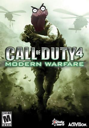 Call of Ducky 4: Modern Warfare