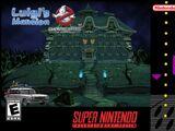 Ghostbusters: Luigi's Mansion
