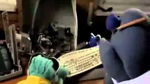 Fur tv Ed's super Fix It