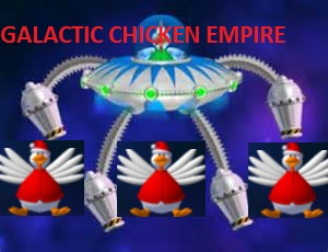 Galactic Chicken Empire