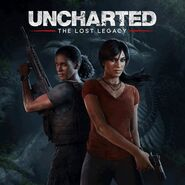 Uncharted Lost Legacy cover
