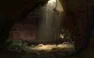Amazon temple concept art 1