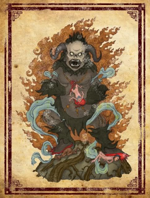 descendant uncharted 1 monsters