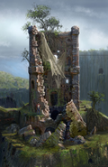Fortress from DF concept art 3