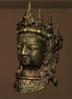 Gilded Bodhisattva Statue