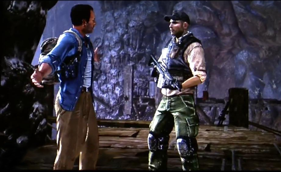 Jason Dante's mercenaries
