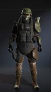 Sidekick Villain Tactical Brute