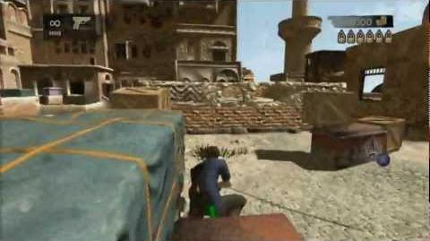 Uncharted 3 PlayStation Home Mini-Game