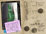Nathan Drake's journal 4