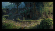 Fortress from DF concept art 2