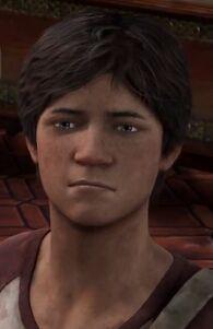 Nathan Drake als Teenager