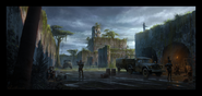 Fortress from DF concept art 5