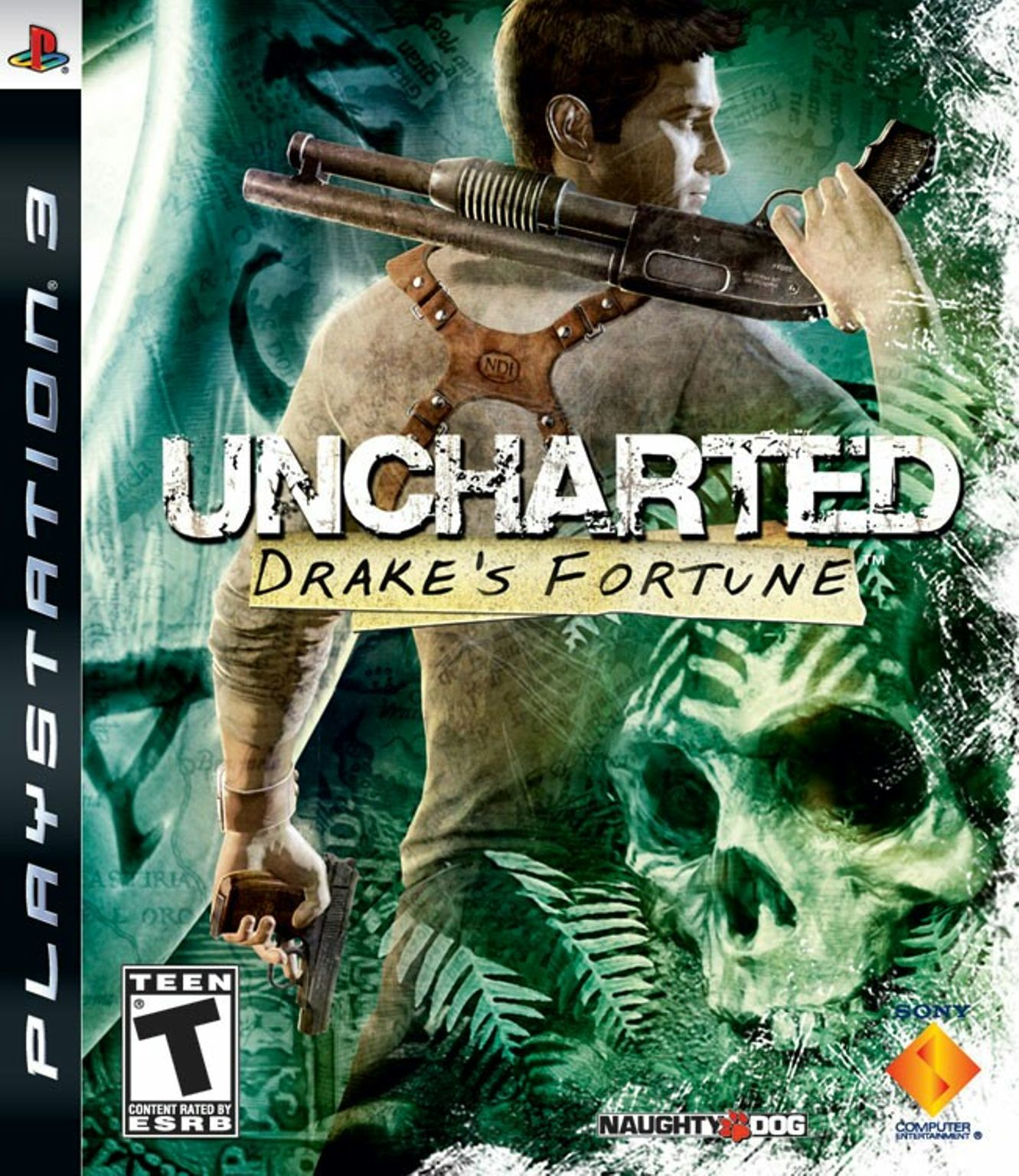 Uncharted drake s fortune /u0026 uncharted 2 among thieves game greatest hits ps3 vlt vs slot machines