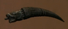 Yak Horn Carving
