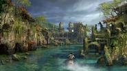 Drowned City concept art 2
