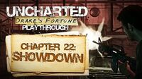 Uncharted Drake's Fortune (PS3) - Chapter 22 Showdown - Playthrough Gameplay ENDING