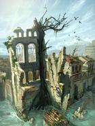 Drowned City concept art 3
