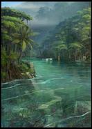 Drowned City concept art 5