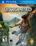 Golden Abyss front cover (US)