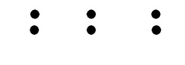 Dots 50 - 56