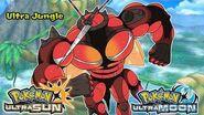 Pokemon UltraSun & UltraMoon - Ultra Jungle Music (HQ)