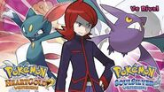 Pokemon HeartGold SoulSilver - Battle! Rival Music (HQ)