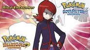 Pokemon HeartGold SoulSilver - Rival Encounter Music (HQ)