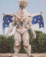 Lemurian Mythical Beast
