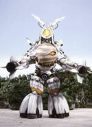 Giganoid -8- Jupiter