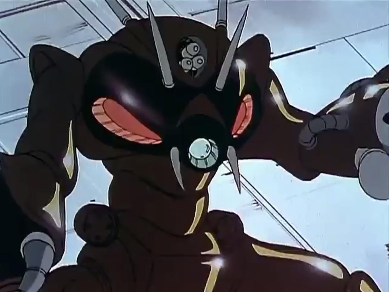 Black Combat Machine