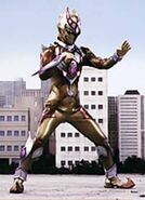Giganoid -2- Hero