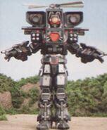 Quester Robo Blaze