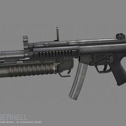 MP-5 EOD