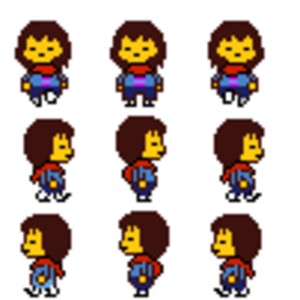 Sentinaltale Frisk Undertale Au Fanon Wiki Fandom Check out our frisk sprite selection for the very best in unique or custom, handmade pieces from our shops. sentinaltale frisk undertale au fanon