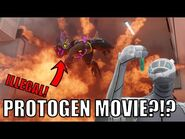 Synthetic Love - Protogen & Synth Mini-Movie Trailer