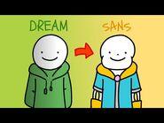 Dream is Sans (Undertale Animation)