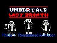 Undertale- Last Breath - -HARD MODE- Not A Slacker Anymore (Phase 1 Animated OST) (Fan Project)