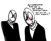 Underfell gaster
