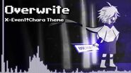 Underverse - Overwrite -X-Event!Chara Theme-