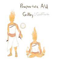 Reapertale Grillby