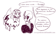 Undertale-фэндомы-Undertale-персонажи-Undertale-AU-2667298
