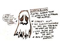 Underfell Napstablook