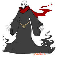 Reapertale papyrus