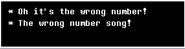 Wrong Number Song screenshot