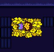 Golden Flowers screenshot Garbage Dump