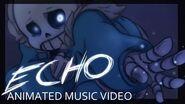 Undertale ECHO - Animation