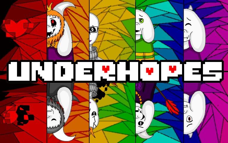 Hope!Gaster/UnderHopes