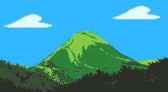 Mount Ebott screenshot color