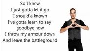The Wanted-Warzone (lyrics)